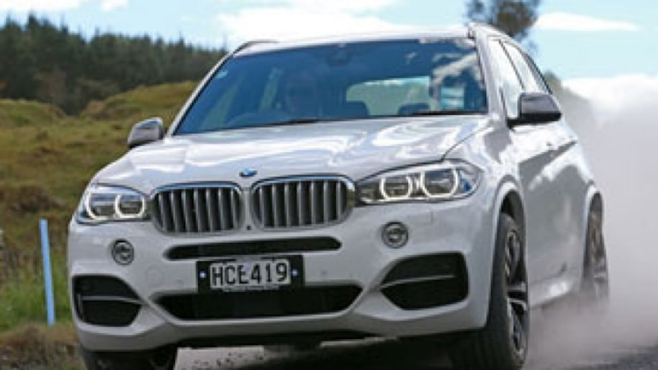 BMW X5 first drive review
