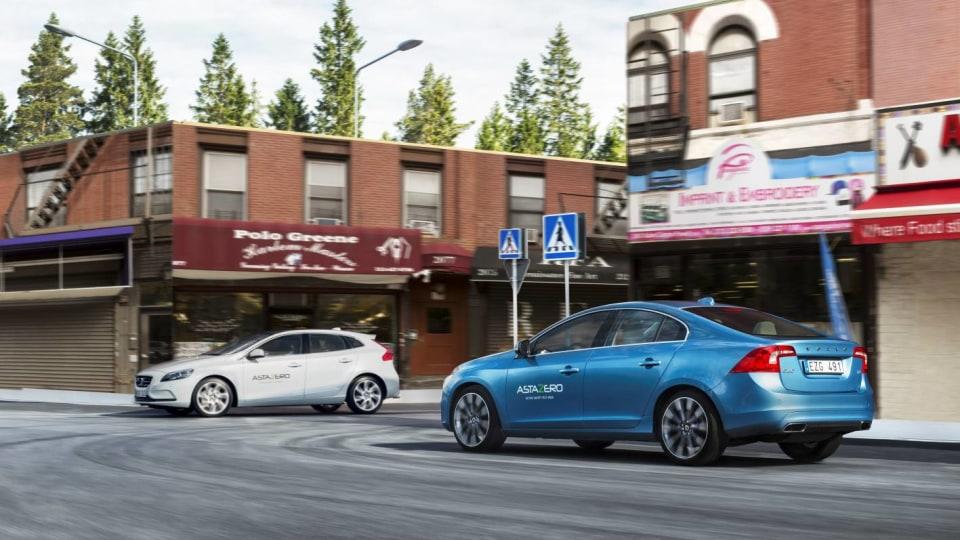 Volvo Details New AstaZero 'Flexible' Proving Ground