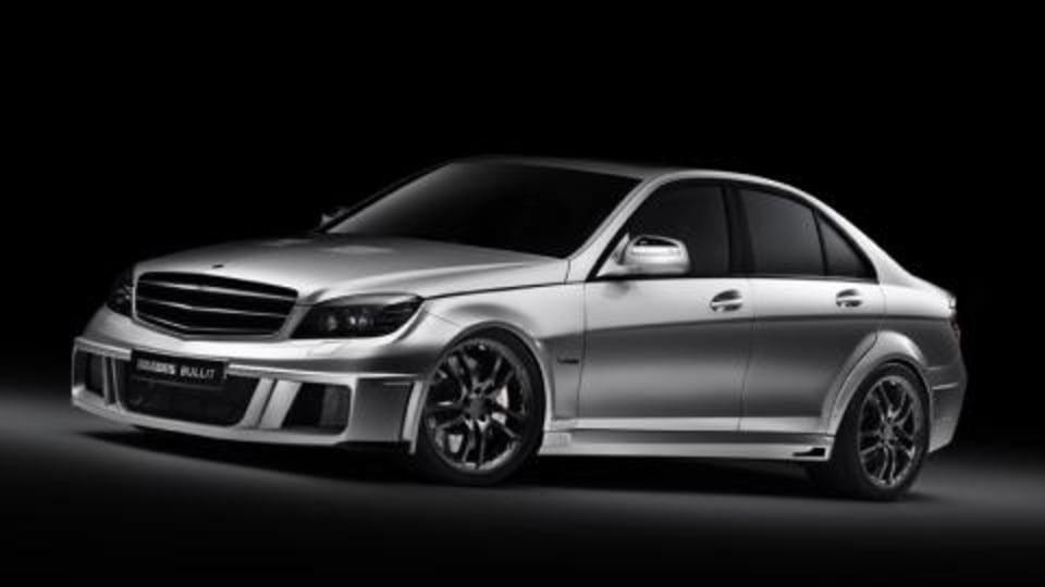 Brabus Bullit Biturbo Mercedes Benz C-Class – The secret is out