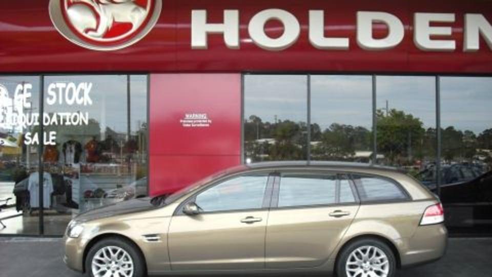 FCAI Slams Claims That Holden In Danger Of 'Going Under'
