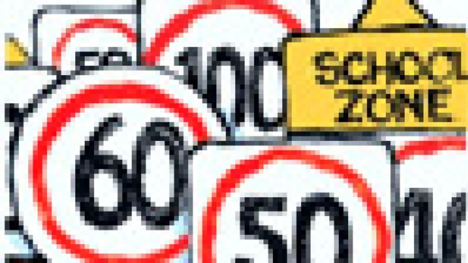 Cars to automatically detect speed limit
