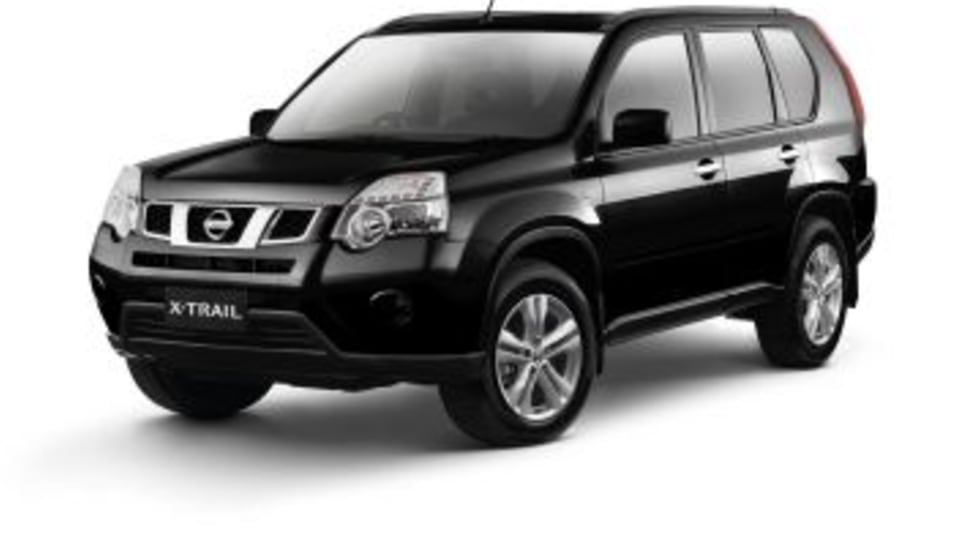 Nissan's X-Trail is an affordable second-hand car for country families.