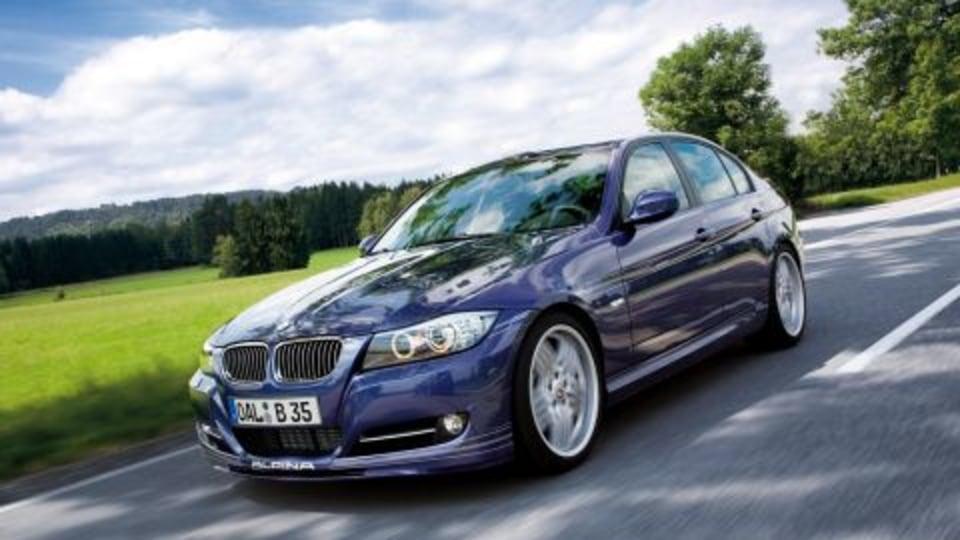 Alpina D3 Bi-Turbo Adds Punch To BMW 3 Series Diesel