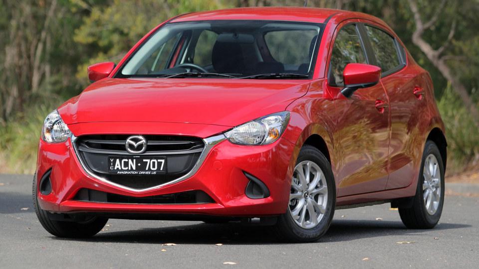 Mazda2 Hatch Recalled Over Potential Fuel Tank Leak