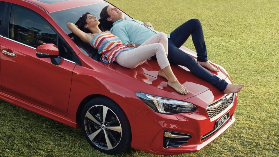 Subaru Impreza 2018 sweet spot review
