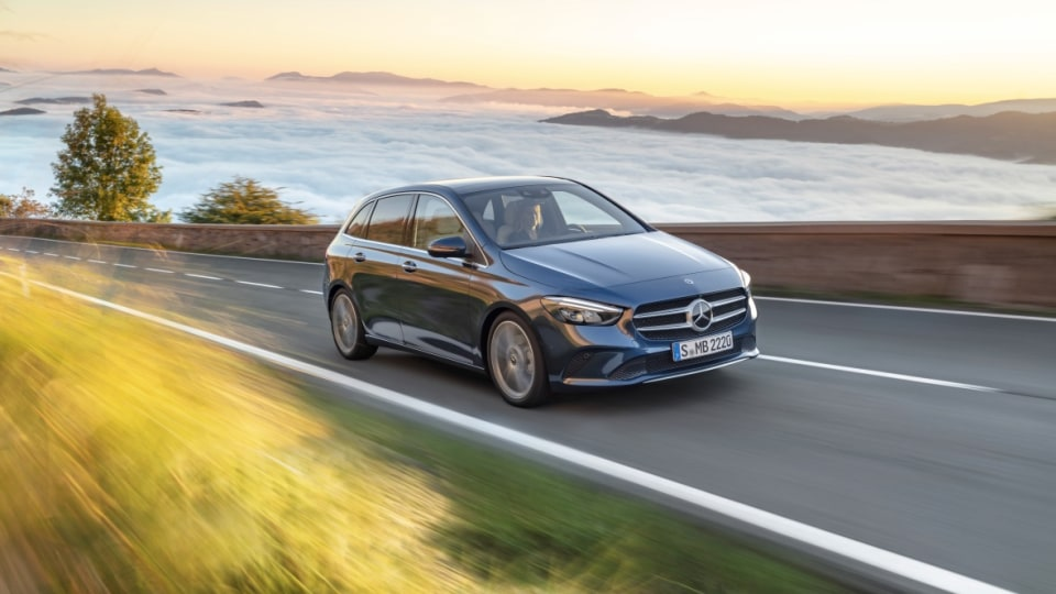 Seven things you need to know about the Mercedes-Benz B-Class