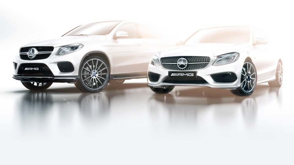 Mercedes-AMG Sport Line To Battle Audi S Models, GLE Coupe Teased