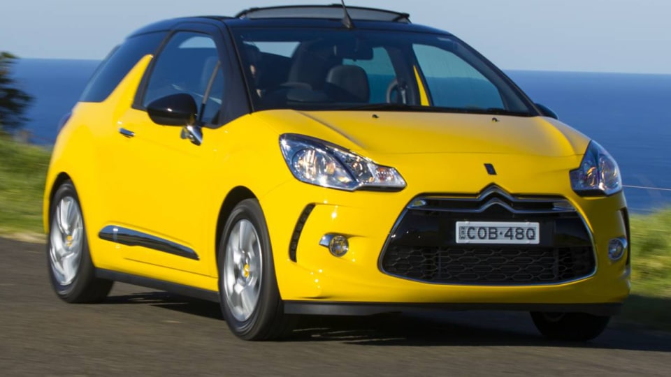 2013 Citroen DS3 Cabrio: Australian Price And Features For New Convertible
