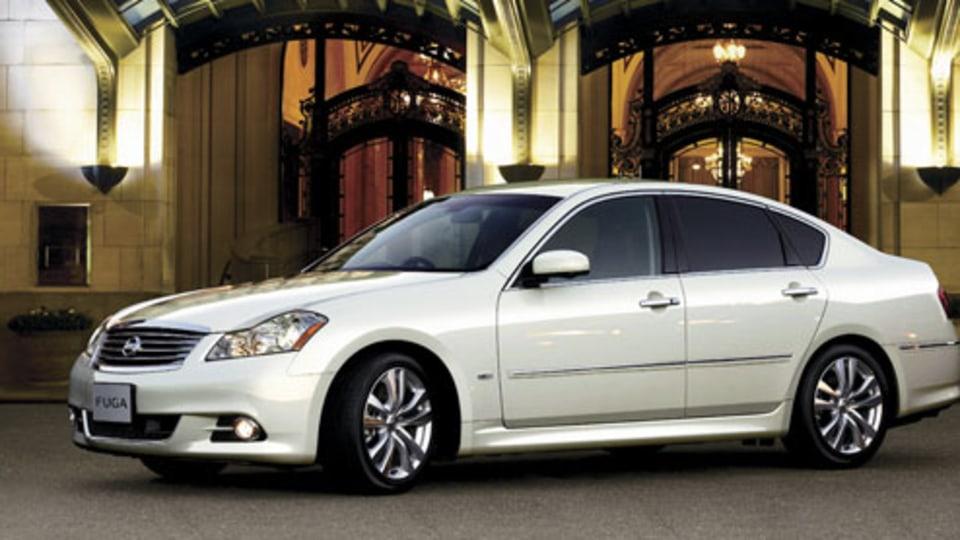 Nissan Develops Cornering Assistance System