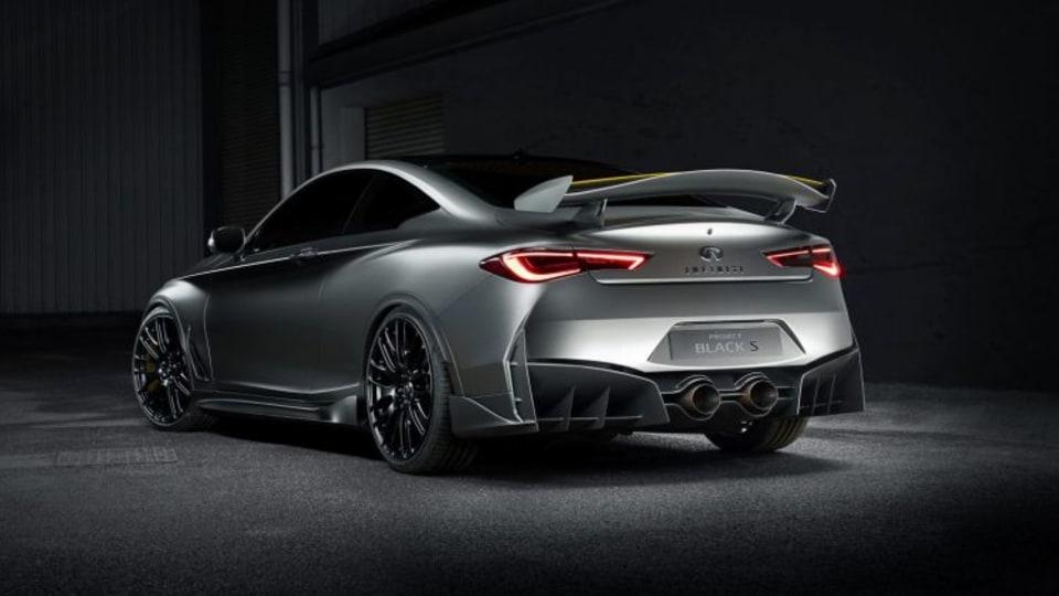 Infiniti to build BMW M4 rival