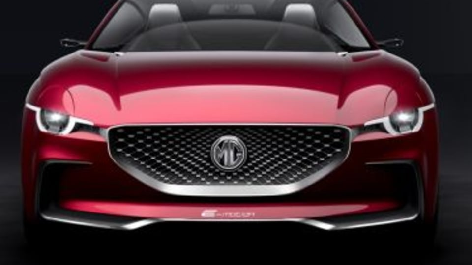 MG B roadster to be revived