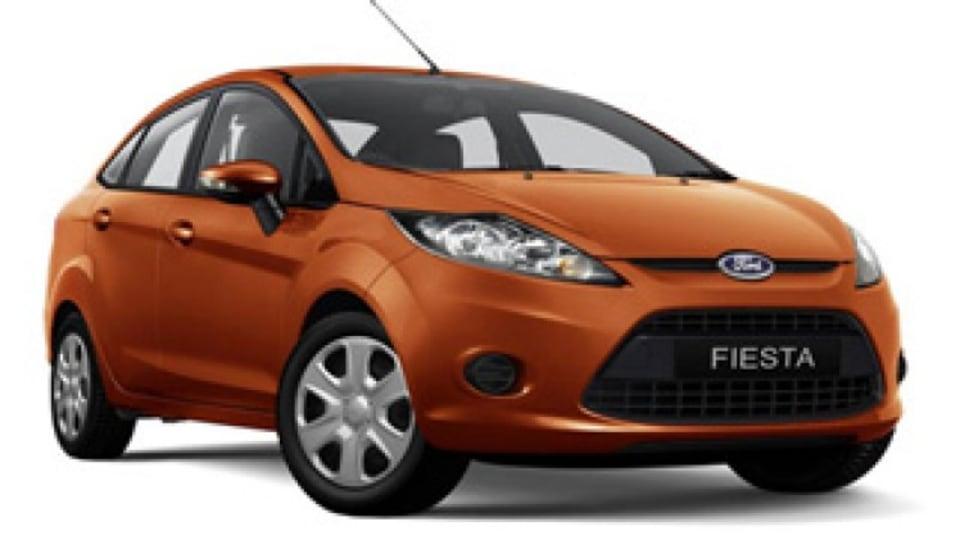 Ford Fiesta LX