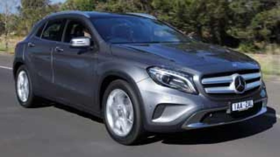 Mercedes-Benz GLA 200 CDI first drive review