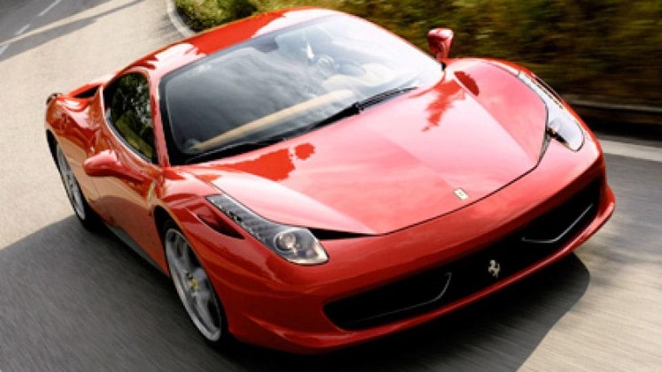 Ferrari a female favourite in China