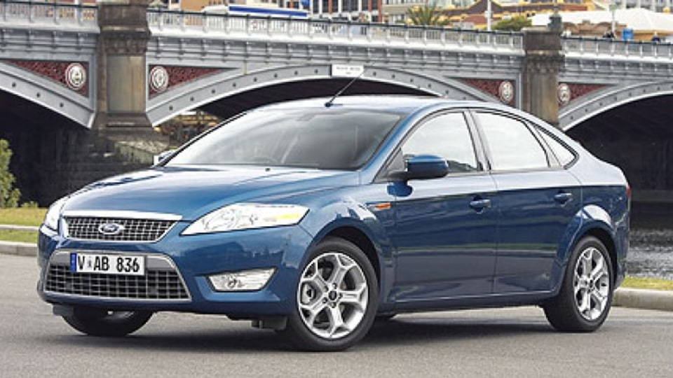 Ford Mondeo Zetec Sedan