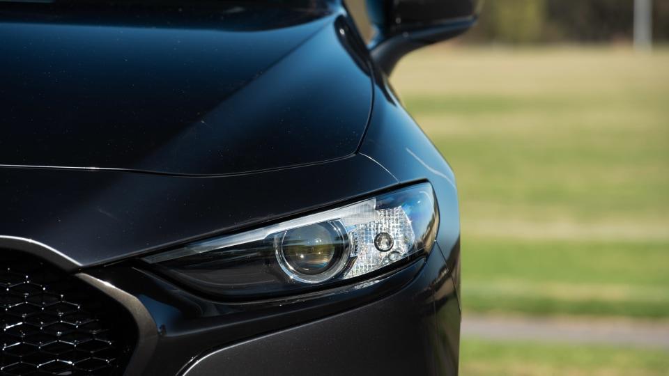 2019 Mazda 3 G20 Evolve hatch-3