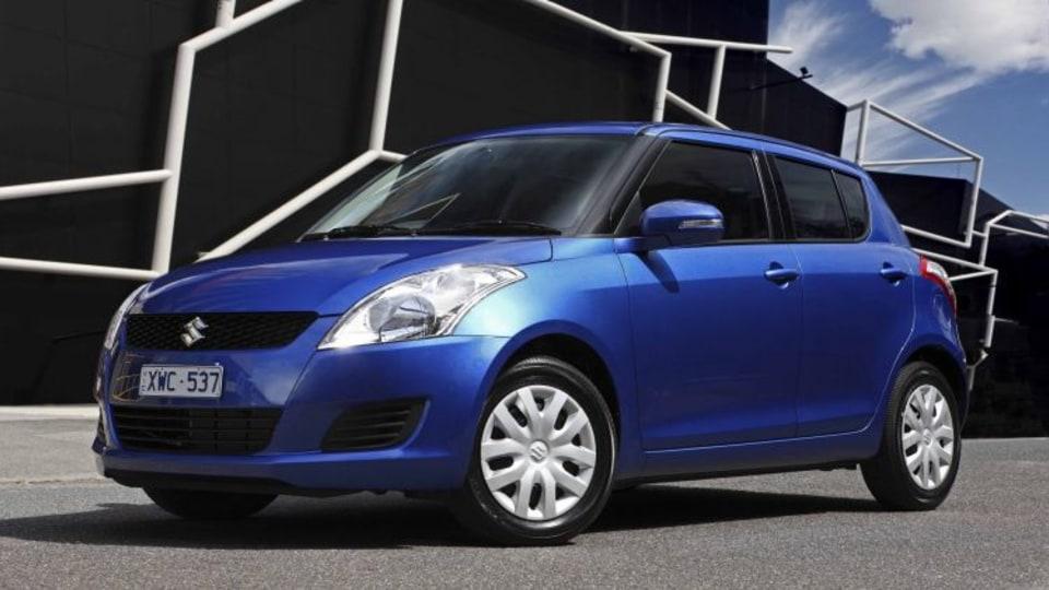 2011-2017 Suzuki Swift used car review