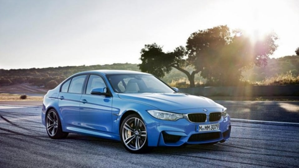 The new BMW M3 represents a departure from tradition.