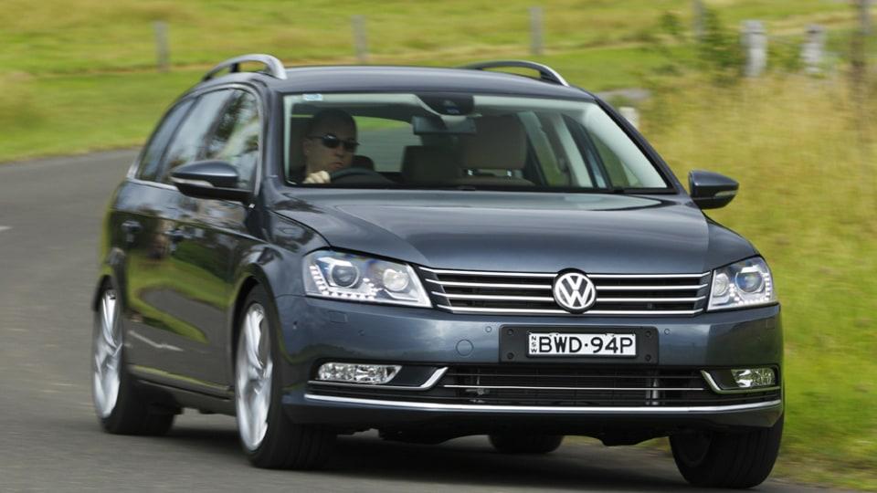 2011 Volkswagen Passat V6 FSI Highline Wagon Review