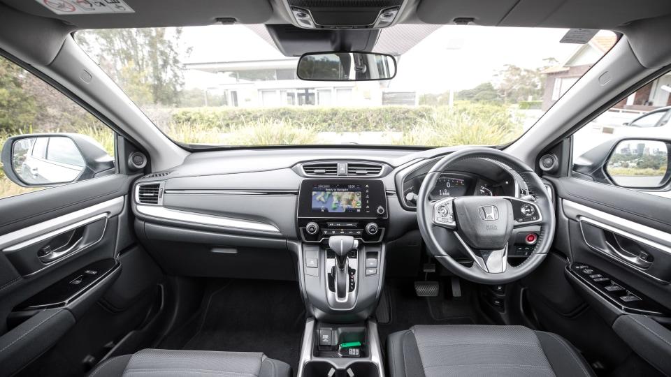2020 Honda CR-V VTi-S AWD v Mazda CX-5 Maxx Sport AWD comparison-0