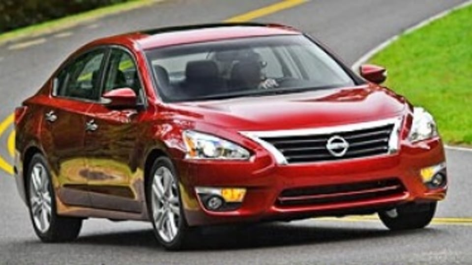 Nissan Altima first drive review
