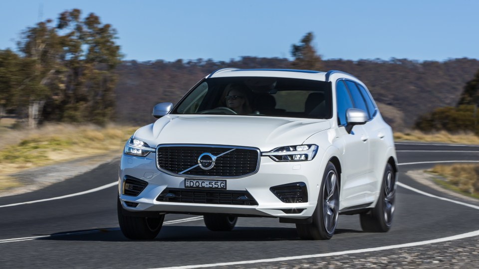 2018 Volvo XC60 first drive review