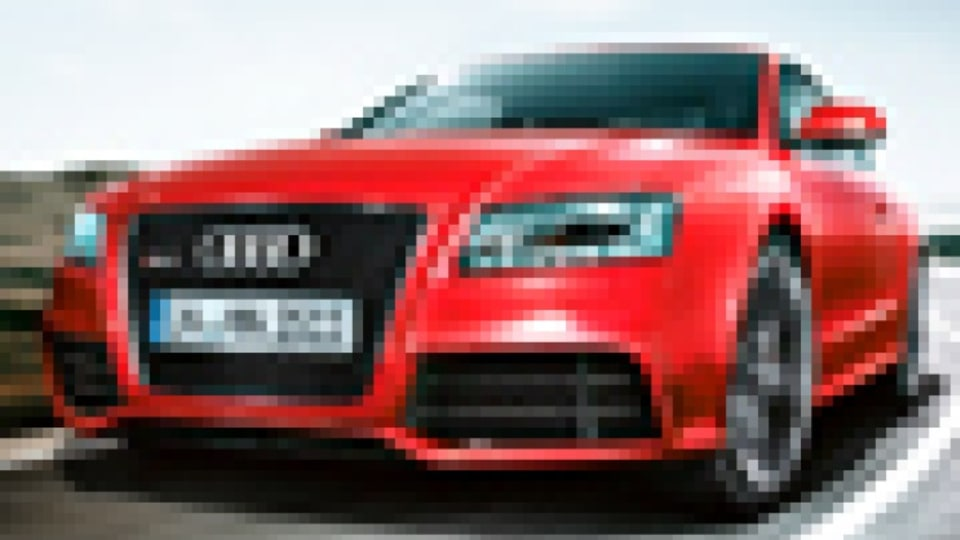 Audi RS5: official pictures
