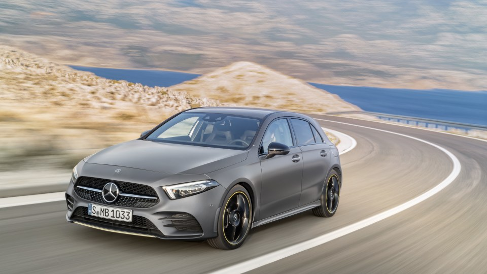 2018 Mercedes-AMG A35 and A45 confirmed