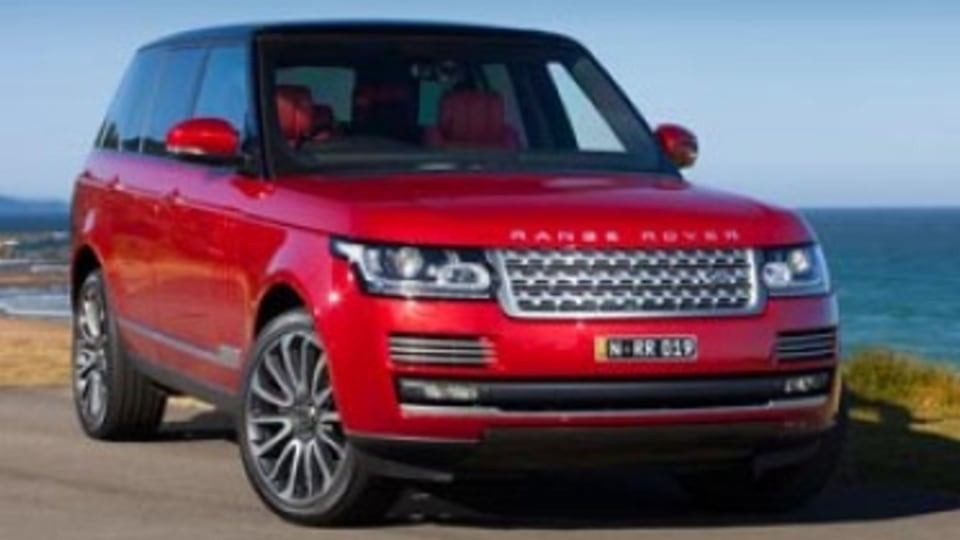 Quick Spin – Range Rover Autobiography