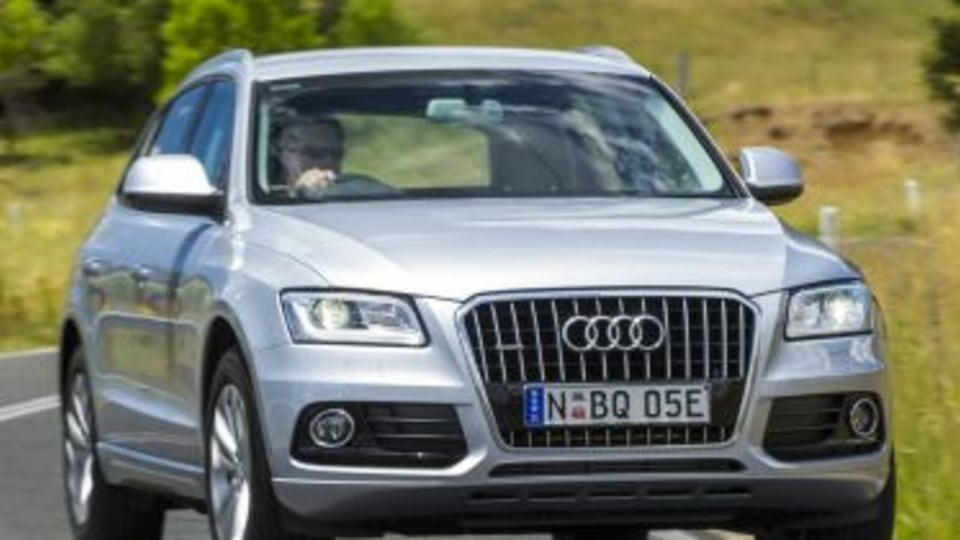 Audi recalls 6000 cars for diesel fix