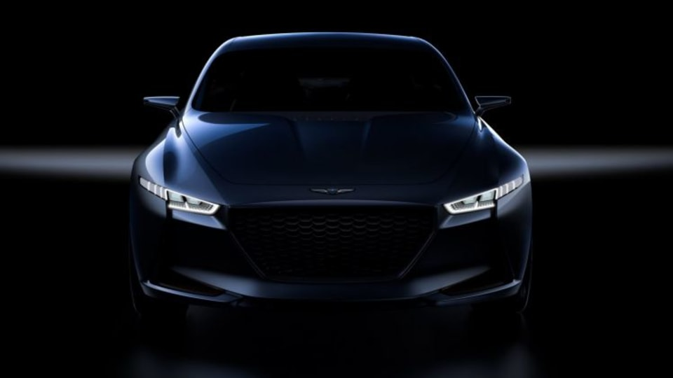 Hyundai's Genesis division is planning a two-door sports car