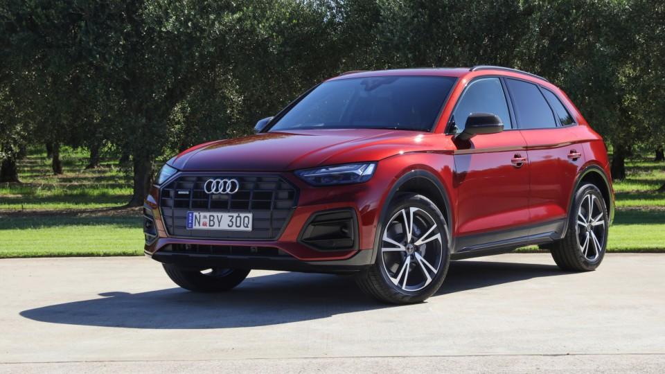 2021 Audi Q5 40 TDI Quattro review