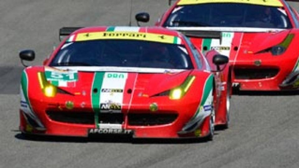 Ferrari set for Le Mans return?