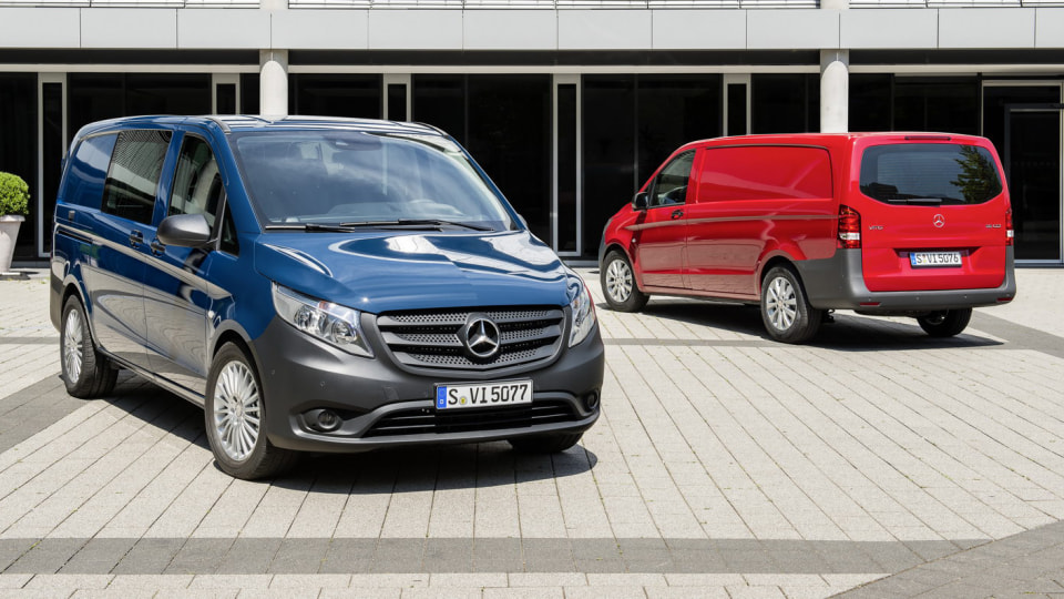 2015 Mercedes Vito Revealed