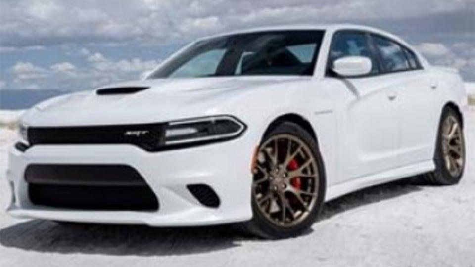 Dodge Charger SRT Hellcat