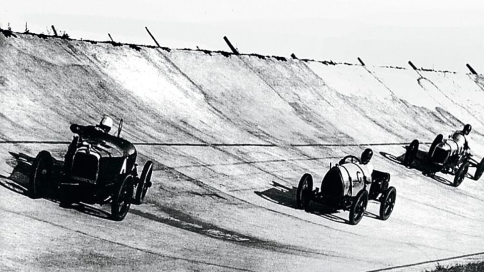 The evolution of motorsport