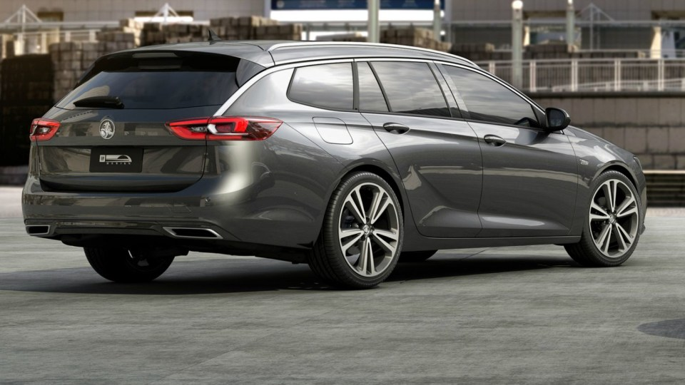 Holden - European Future Under A Cloud As PSA Peugeot Citroen Looks To Acquire Opel And Vauxhall