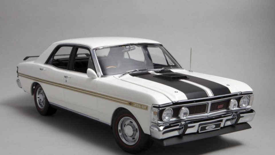 Masterpiece: Ford Falcon GT-HO