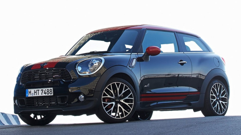MINI Paceman JCW On Sale In Australia From $58,600