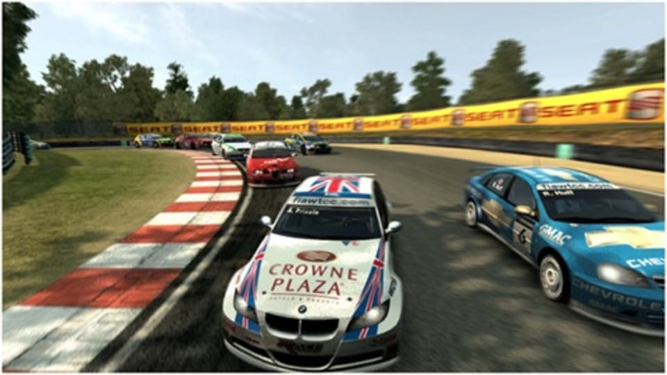 Atari Set to Release RACE Pro Simulator for Xbox 360