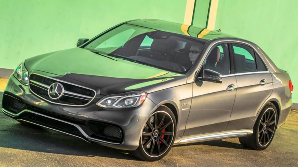 Mercedes-Benz E63 S AMG 4Matic.