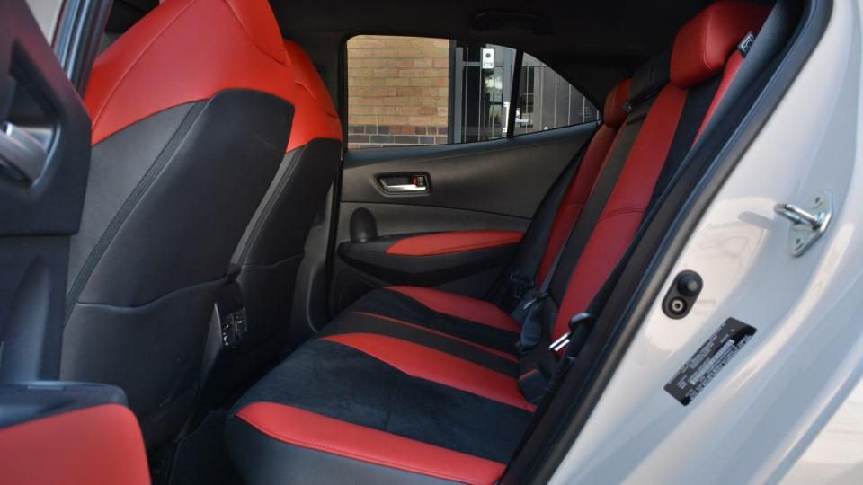 2019 Toyota Corolla Hybrid