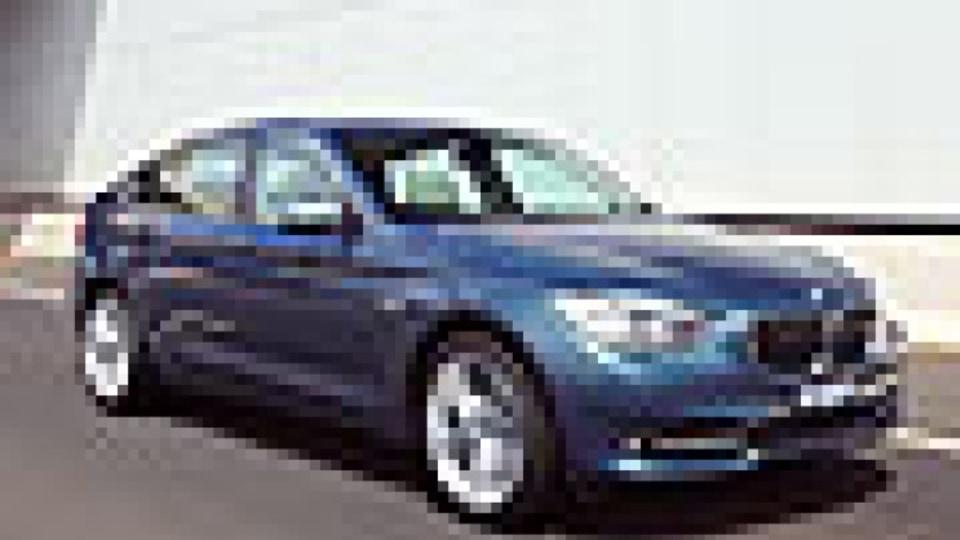 First drive: BMW 5-Series Gran Turismo