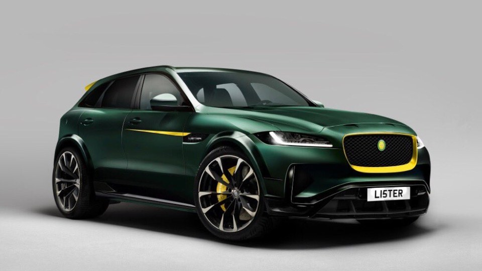 Lister LFP close to debut
