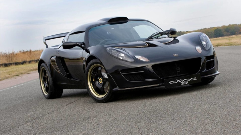 2010 Lotus Exige S Type 72 Special Edition Gets Limited Australian Release
