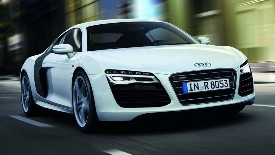 Audi R8 Facelift Revealed, On Sale In Australia From Early 2013