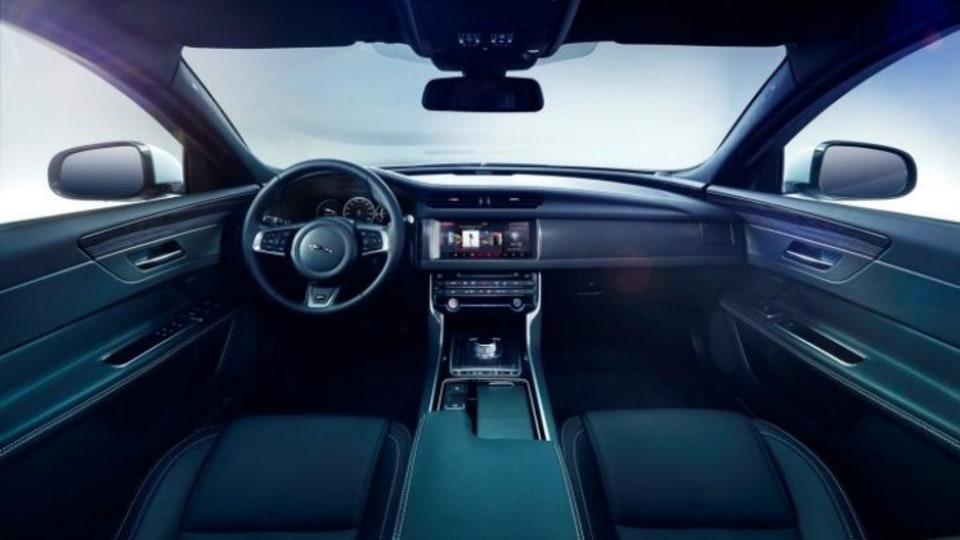 The Jaguar XF has been overhauled for 2016.