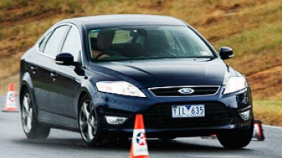 2011 Ford Mondeo. Photo: Mark Bean.