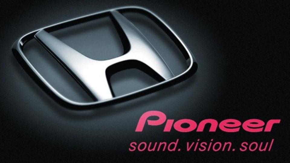 Honda Considering Pioneer Electronics Stake