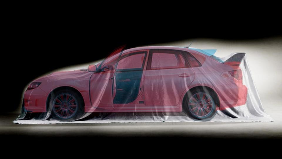 Waxing Analytical: 2011 Impreza WRX STI Sedan Set For New York Debut?